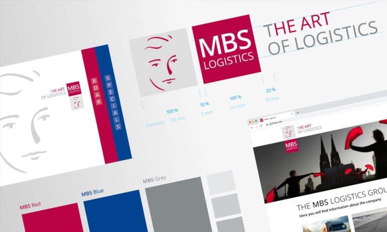 Neues Corporate Design für die MBS Logistics Gruppe